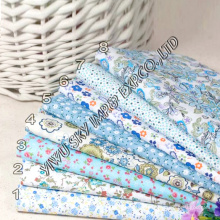 High-Grade Polyester Print Fabric for Ladies Fashion