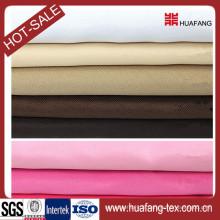 Tissu en polyester / rayonne pour uniformes et vêtements