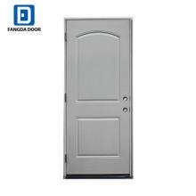 Der beste Preis der Einzelblatt-Stahltür Fangda