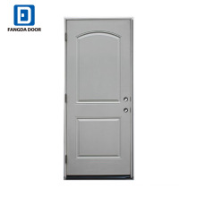 Fangda single leaf steel door best price