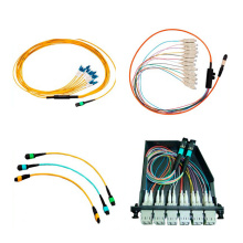Optical Fiber MPO Patch Cord