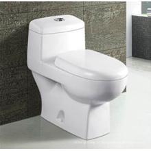 Venda quente banheiro cerâmica Washdown um pedaço