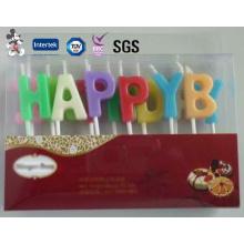 China Produzir profissional de Alta Qualidade Preço Competitivo Eco Wax Birthday Party Supplies