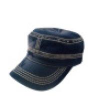 Chapeau militaire lavé avec logo (MT16)