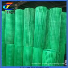 1/2 '' de 1,2 mm de PVC recubierto de malla de alambre soldado (CT-16)
