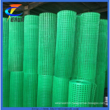1/2′′ 1.2mm PVC Coated Welded Wire Mesh (CT-16)