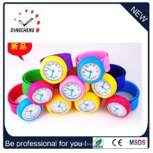 2015 изготовленный на заказ Цветастый Фабрика специальные силиконовые часы orologio/ (ДК-956)
