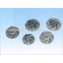 Trade assurance magnesium die casting impeller