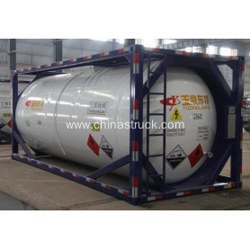 20FT Tank Container for Caustic Soda