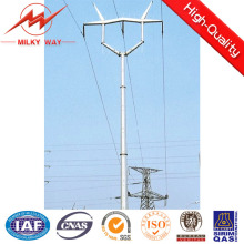 Muti Circuit Steel Power Transmission Pole