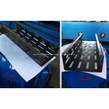 Rollo de la bandeja de cable resistente que forma precios de la máquina