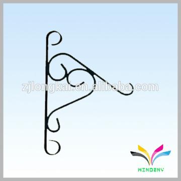 New design out door garden flower pot hanging hooks
