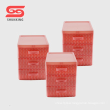 storage box cheap plastic stackable storage drawers