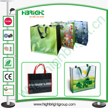 Canvas OEM Shopping Bag with Cheap Price