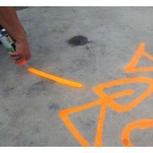 Autokem Linha Marking Paint, Inverted Marking Paint, Pintura de Marca de Estrada