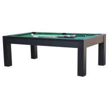 7 Feet Table Billiard with Dining Surface