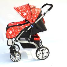 Cochecito de bebé nuevo estilo increíble con sistema de viaje