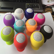 Promotional Mini Bluetooth Speaker W/ Suction Cup