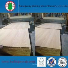 Natural Ash Venner Plywood AA Exportação Egito 3,2 mm