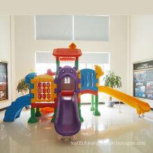 2014 Hot Sale Children's Plastic Playground
