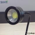 7W COB Flexible Arm Gooseneck Light Snake Light for CNC Machine