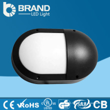 Aluminum Oval light Bulkhead IP44 Indoor LED Bulkhead Light Zhejiang LED Bulkhead Light Factory