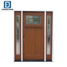 Fangda dernière conception FRP composite rtm portes