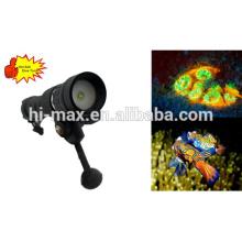 Lumière / lampe vidéo à plongée LED avec 120 μgree Soft Beam Angle 1000lumens