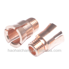 Perno y tuerca de cobre personalizados de la abrazadera HHC-A4309