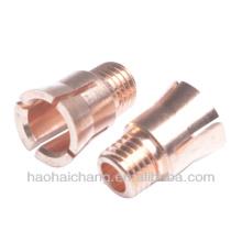 Boulon et écrou adaptés aux besoins du client de bride de cuivre HHC-A4309