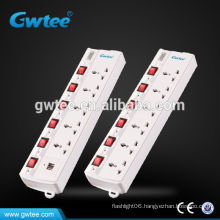 2/3/4/5/6 outlet power strip, universal Socket, power strip