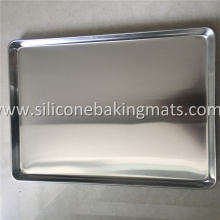 Professional for Baking Pan,Cast Iron Baking Pan,Aluminum Baking Pan Wholesale from China Aluminum Bakeware Half Sheet Baking Pan export to India Supplier