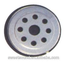Pequenos dispositivos de gravação de voz alto-falantes alto-falantes de 16 ohms 8 polegadas