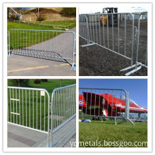 Crowd Control Barrier 09