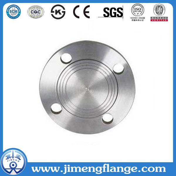 Carbon steel forged 20# blind flange