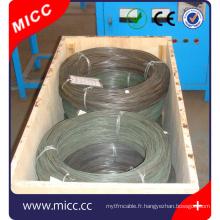 poêle de chauffage haute résistance nichrome nicr résistance fil