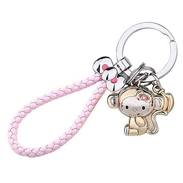 FUNNY MONKEY KEY CHAIN-0