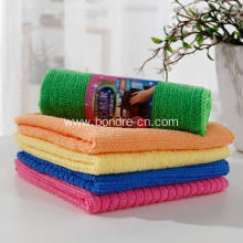 Kitchen Wash Microfiber Cloth For Dishes