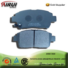 SEMI-METALLIC CAR BRAKE PAD FOR TOYOTA ECHO.MR2&PRIUS FRONTS  2003