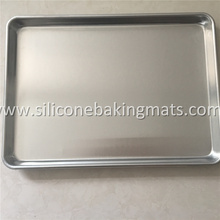 Best Quality for Baking Pan Aluminum Baking Tray Sheet Pan export to Brazil Supplier