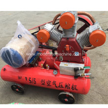 Mining Piston Air Compressors for Rock Drill