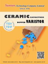 Suntan Best TSV and TS17 Multilayer Ceramic Capacitors