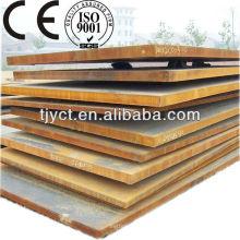 15CrMo, 20CrMo, plaque d'acier d'alliage de 30CrMo pour la structure