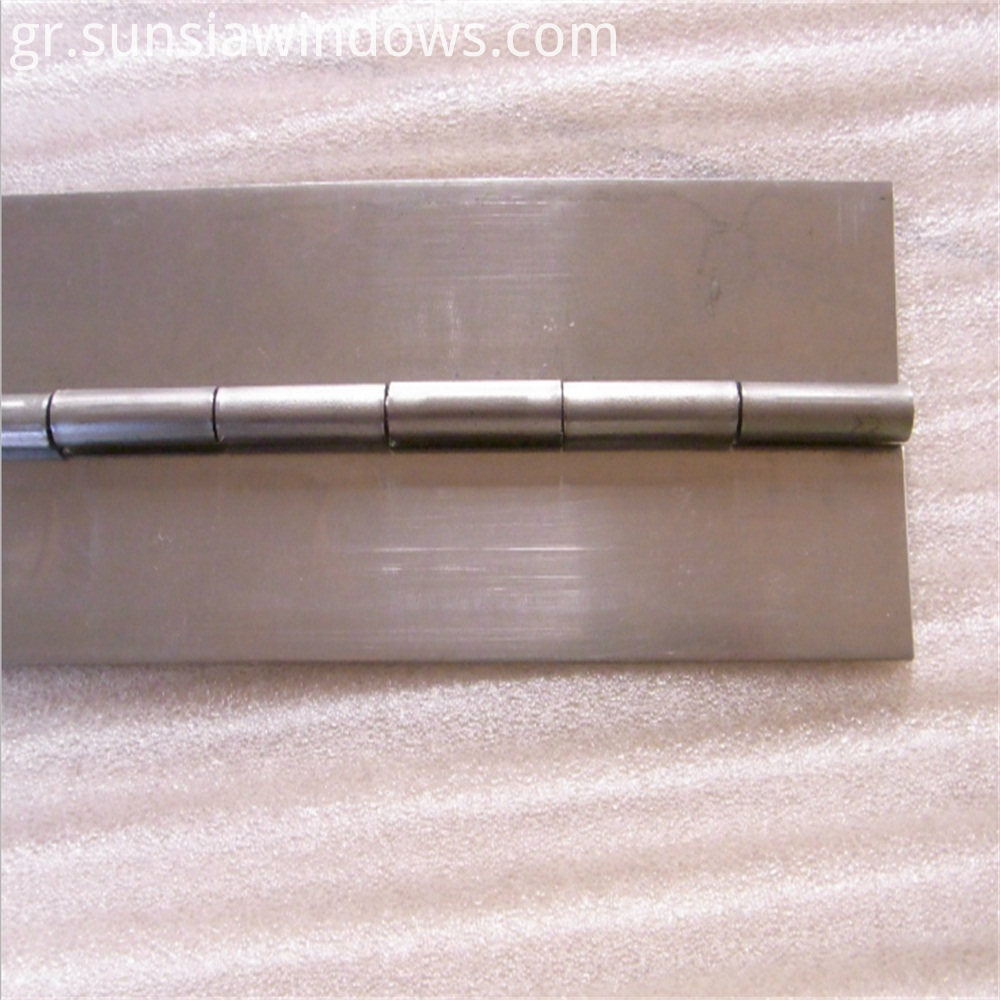 Stainless Long Hinge