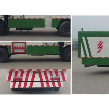 DFAC 7-8CBM Side Mounted Compression Garbage Truck