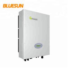 Growatt en la red Inversor del sistema de energía solar de 5000 vatios para uso doméstico
