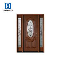 Фанда высокое качество экстерьера главной стеклоткани дверь