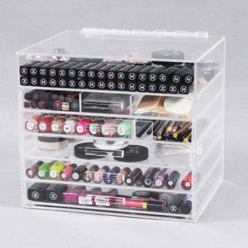 Tanie Makeup Beauty Box Organizer