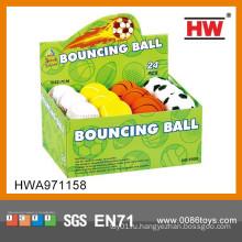 Забавные спортивные игрушки PU мяч Диаметр 7CM 24PCS / BOX