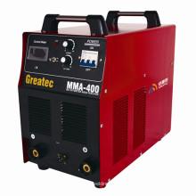 Máquina de soldadura del ARC del inversor de la CC (MMA400)